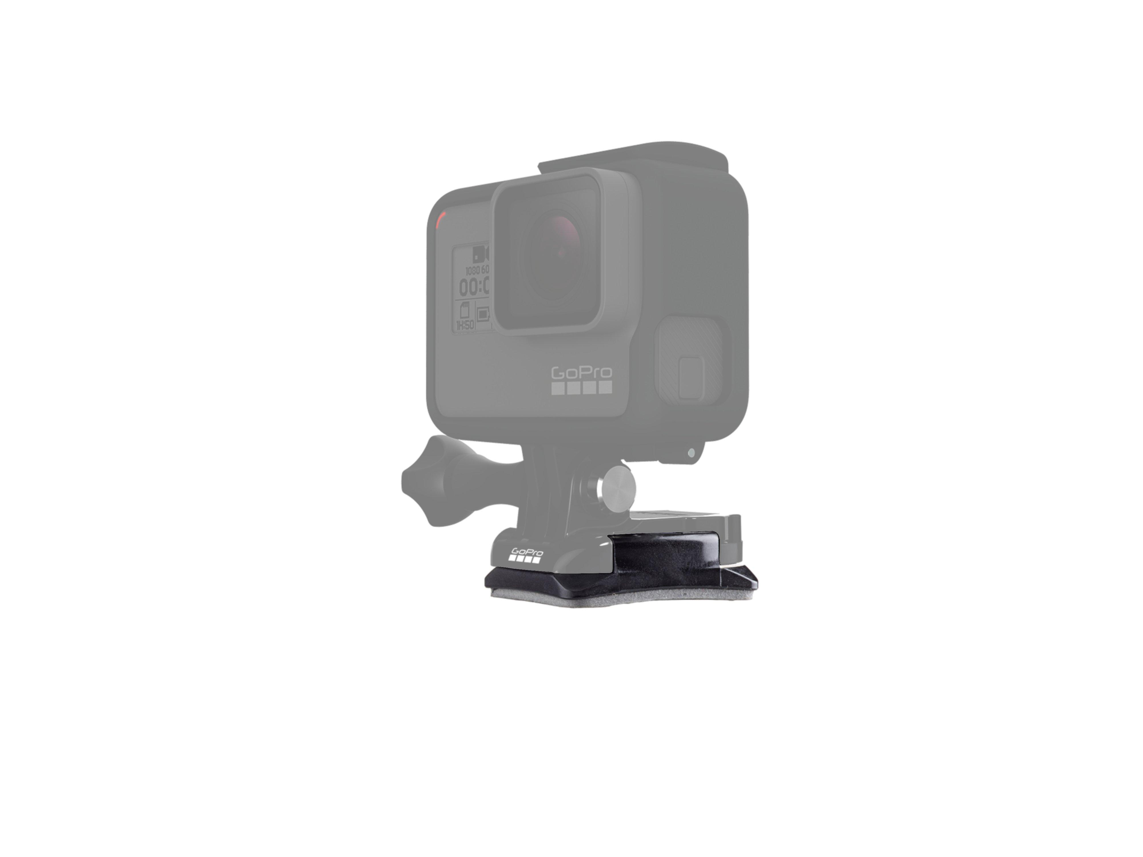 GoPro - Adhesive Mount (curved) (Ghost)