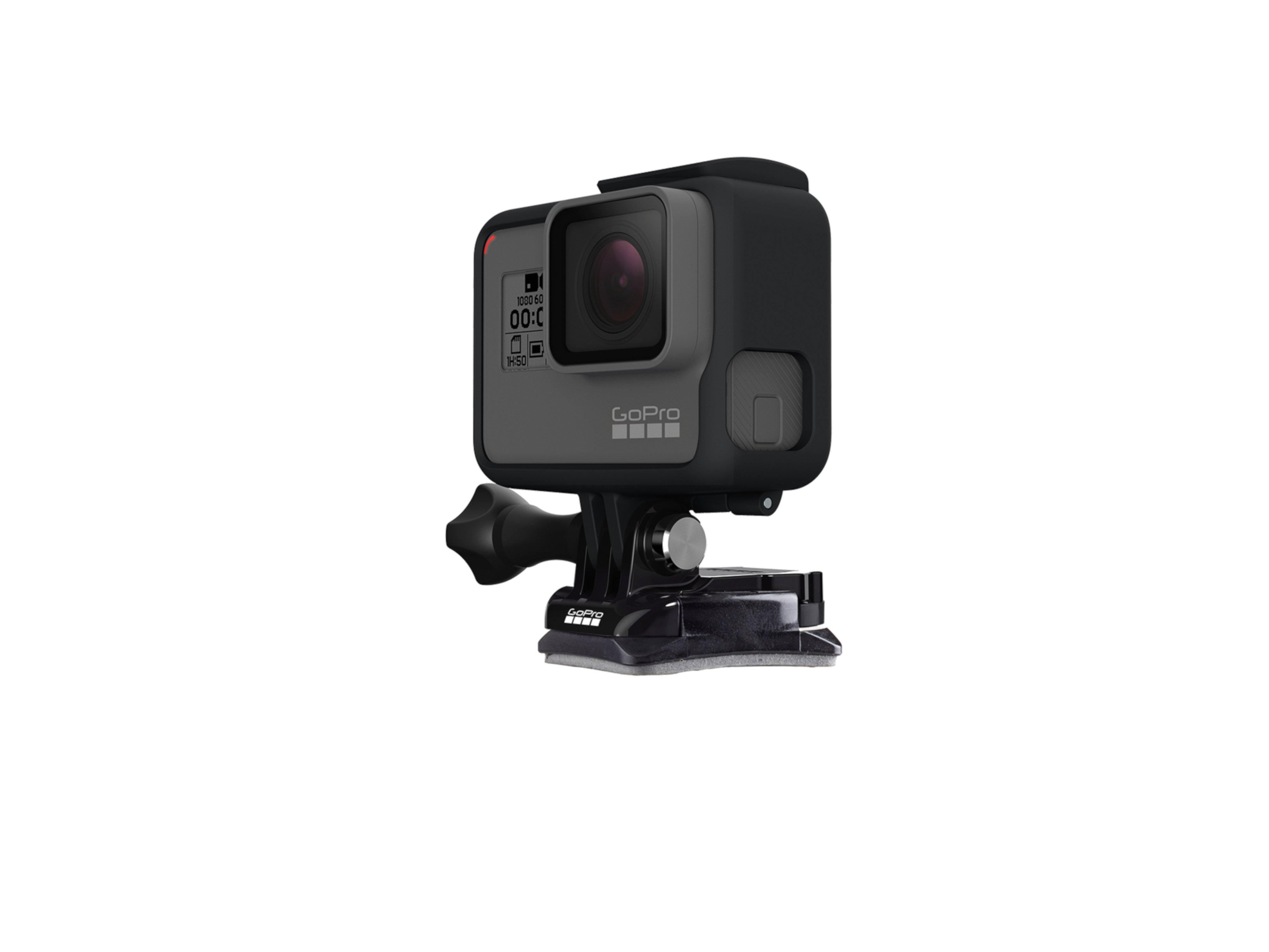 GoPro - Adhesive Mount (curved)
