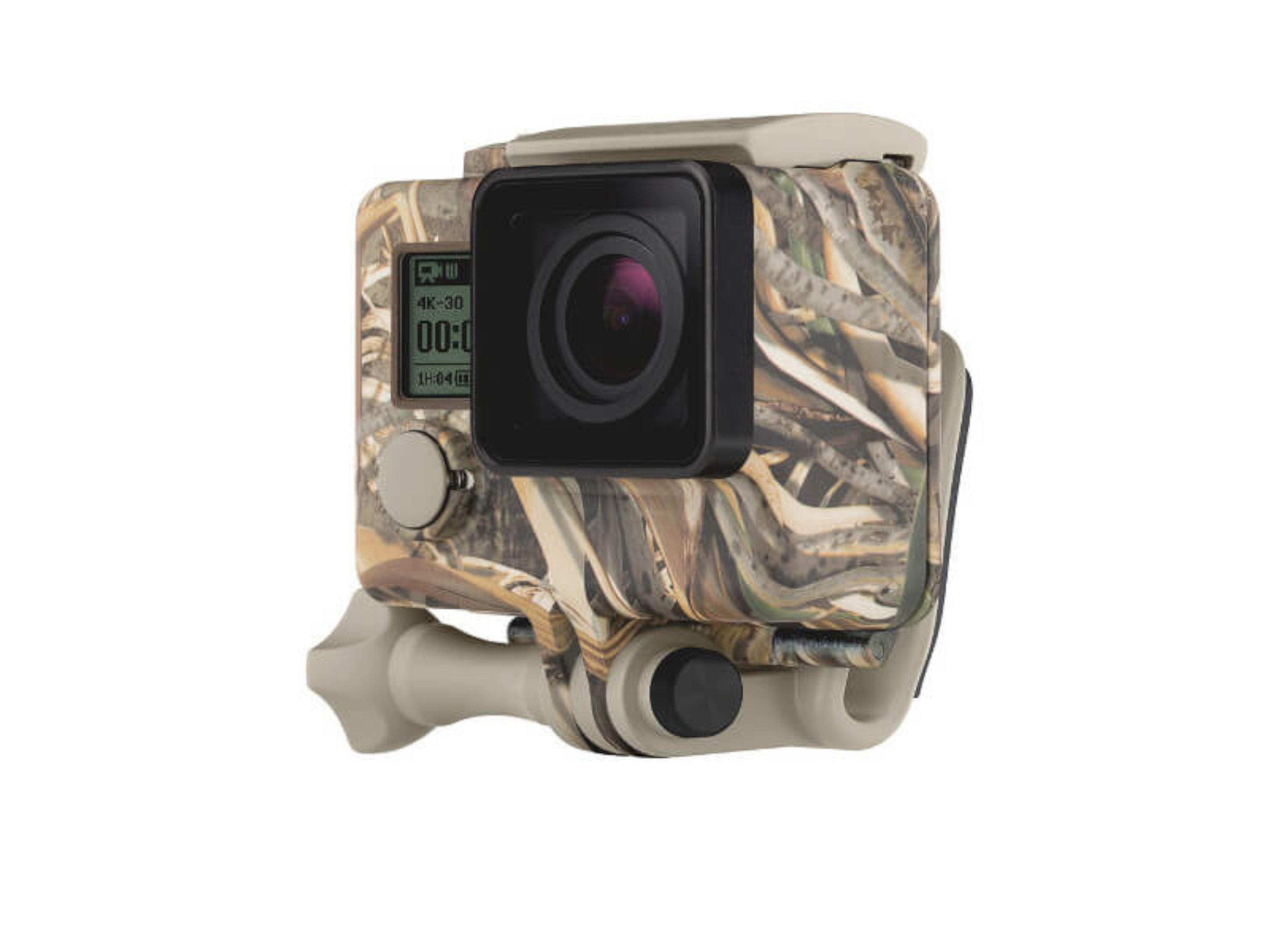 GoPro - Camouflage Housing Front Left 01