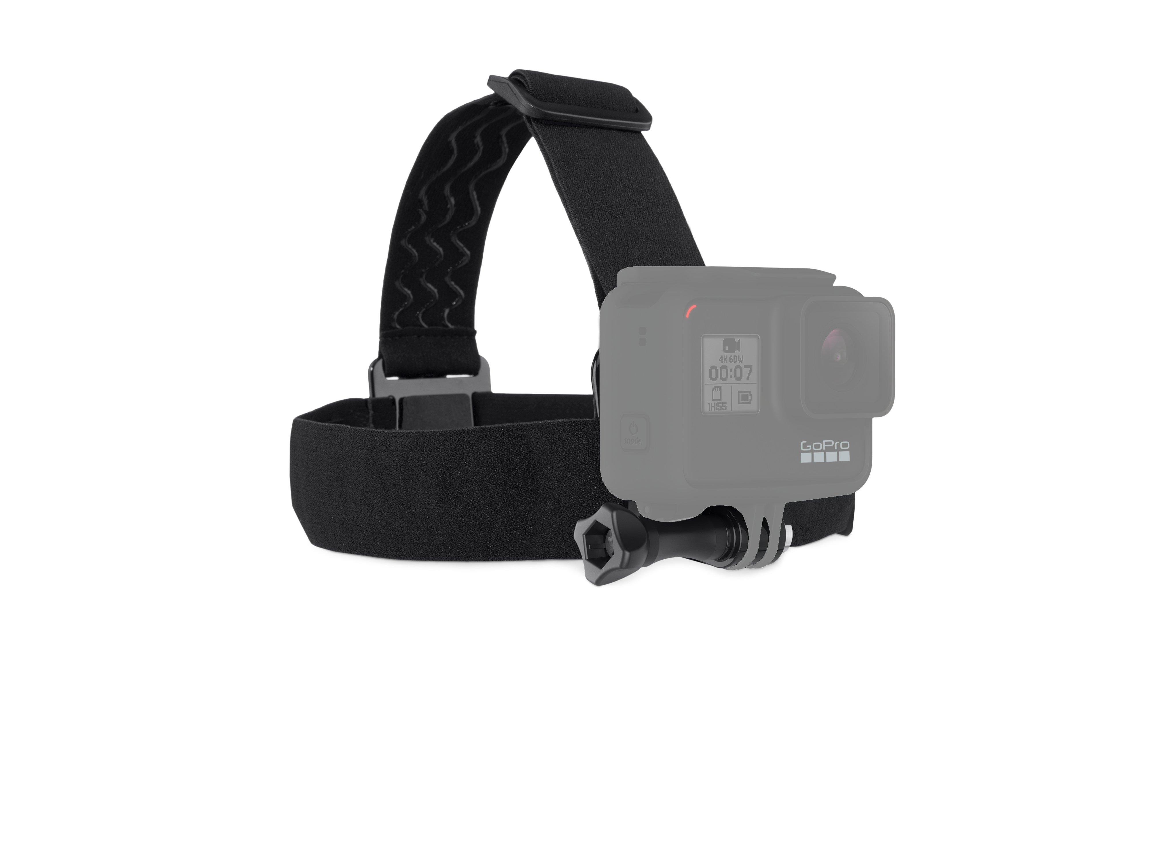 GoPro - Head Strap (Ghost)