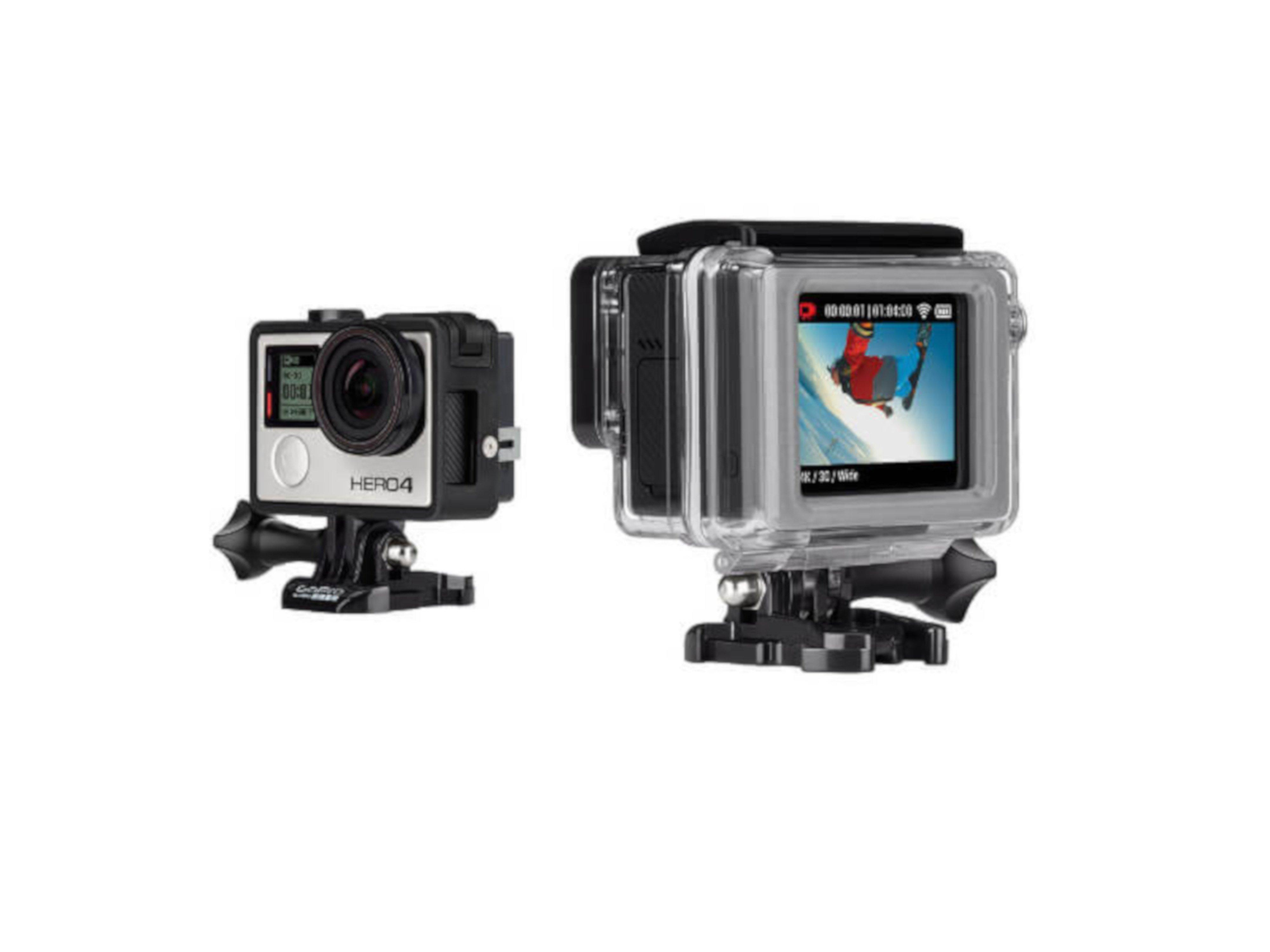 GoPro - LCD Touch Display Back