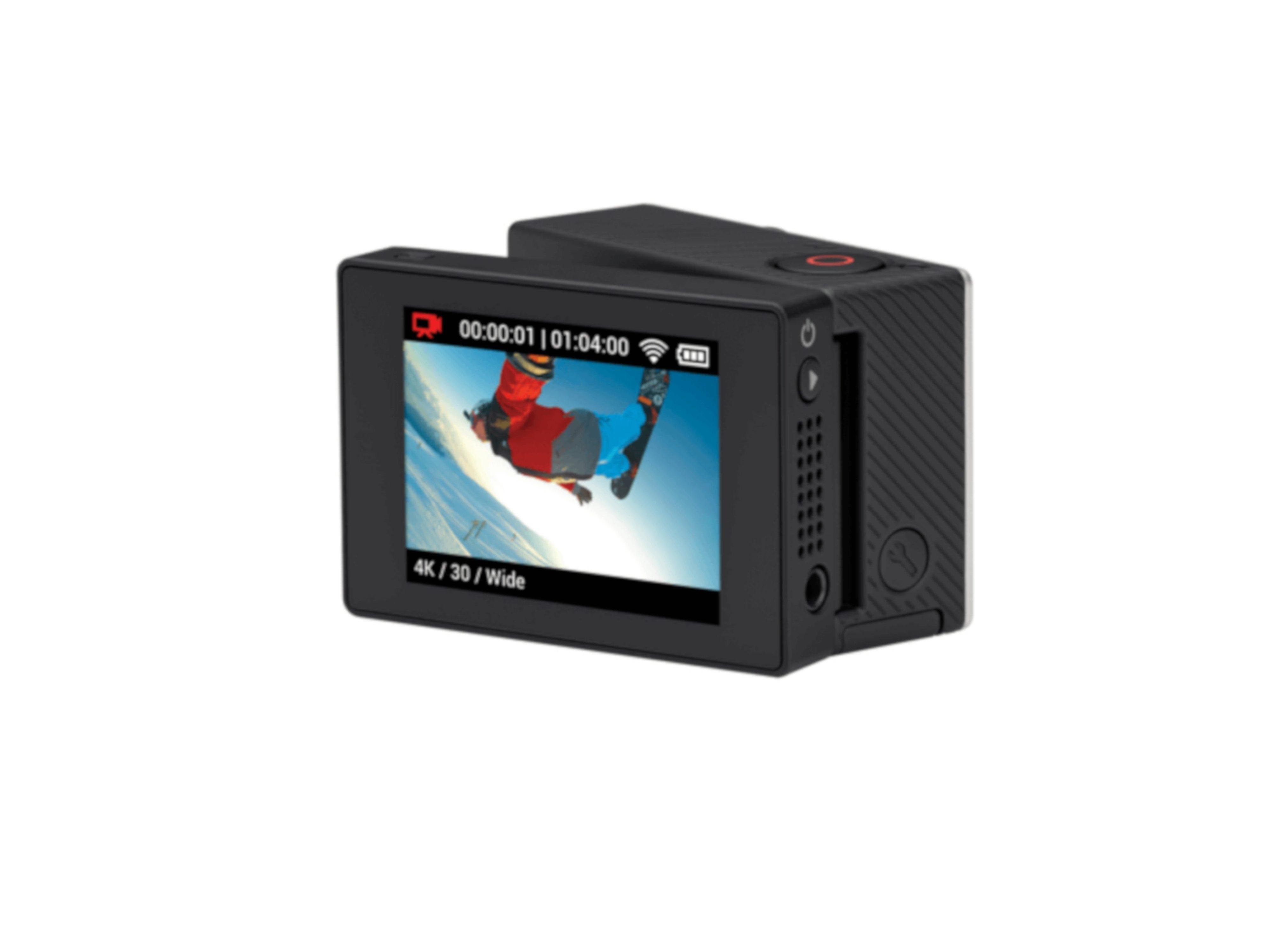 GoPro - LCD Touch Display Back Right