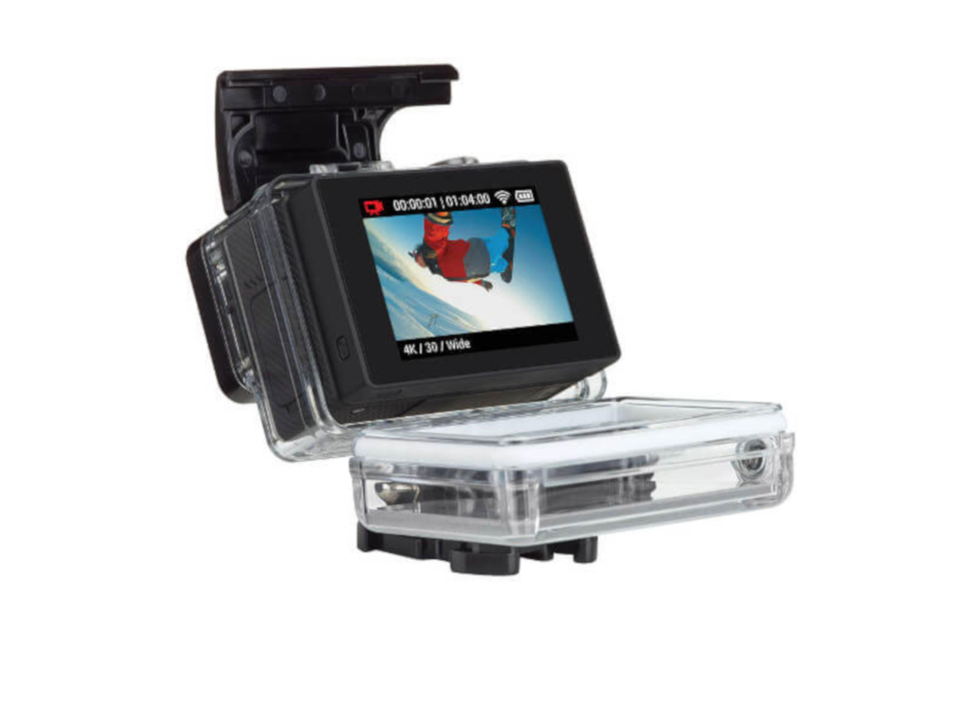 GoPro - LCD Touch Display Back Left