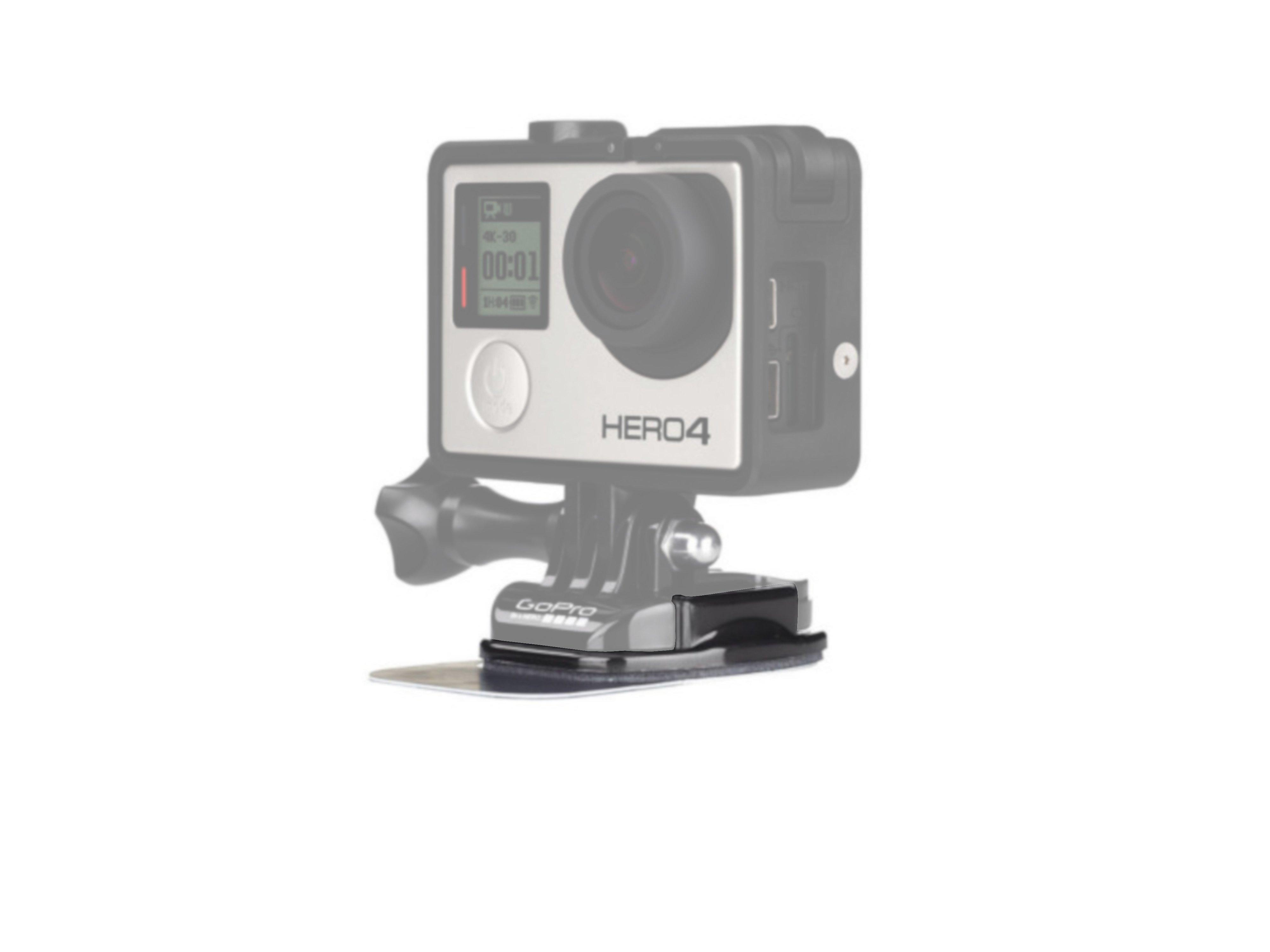 GoPro - Removeable Instrument Mount (Ghost)
