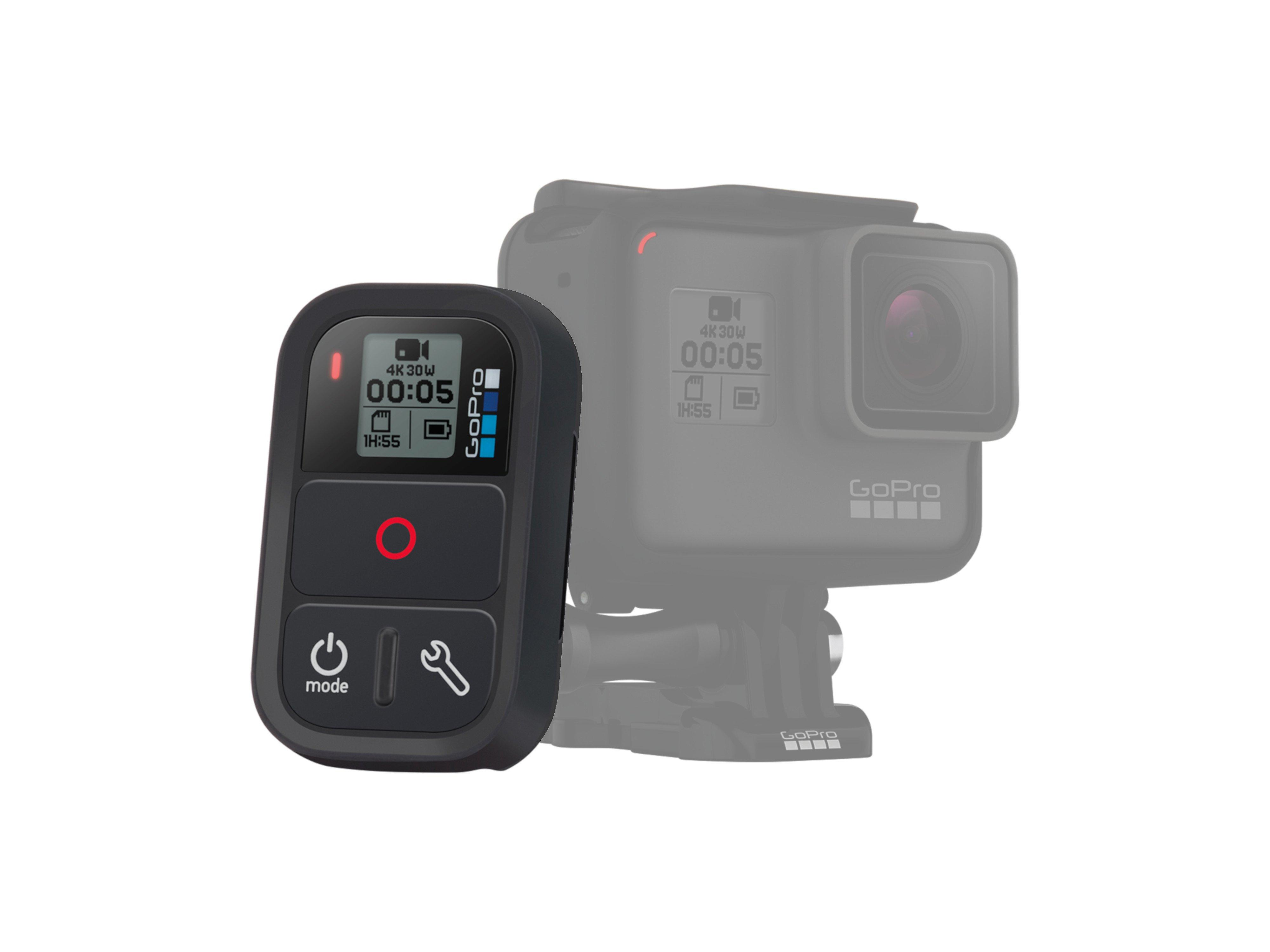 GoPro - Smart Remote Front Remote Hero 5 Black (Ghost)