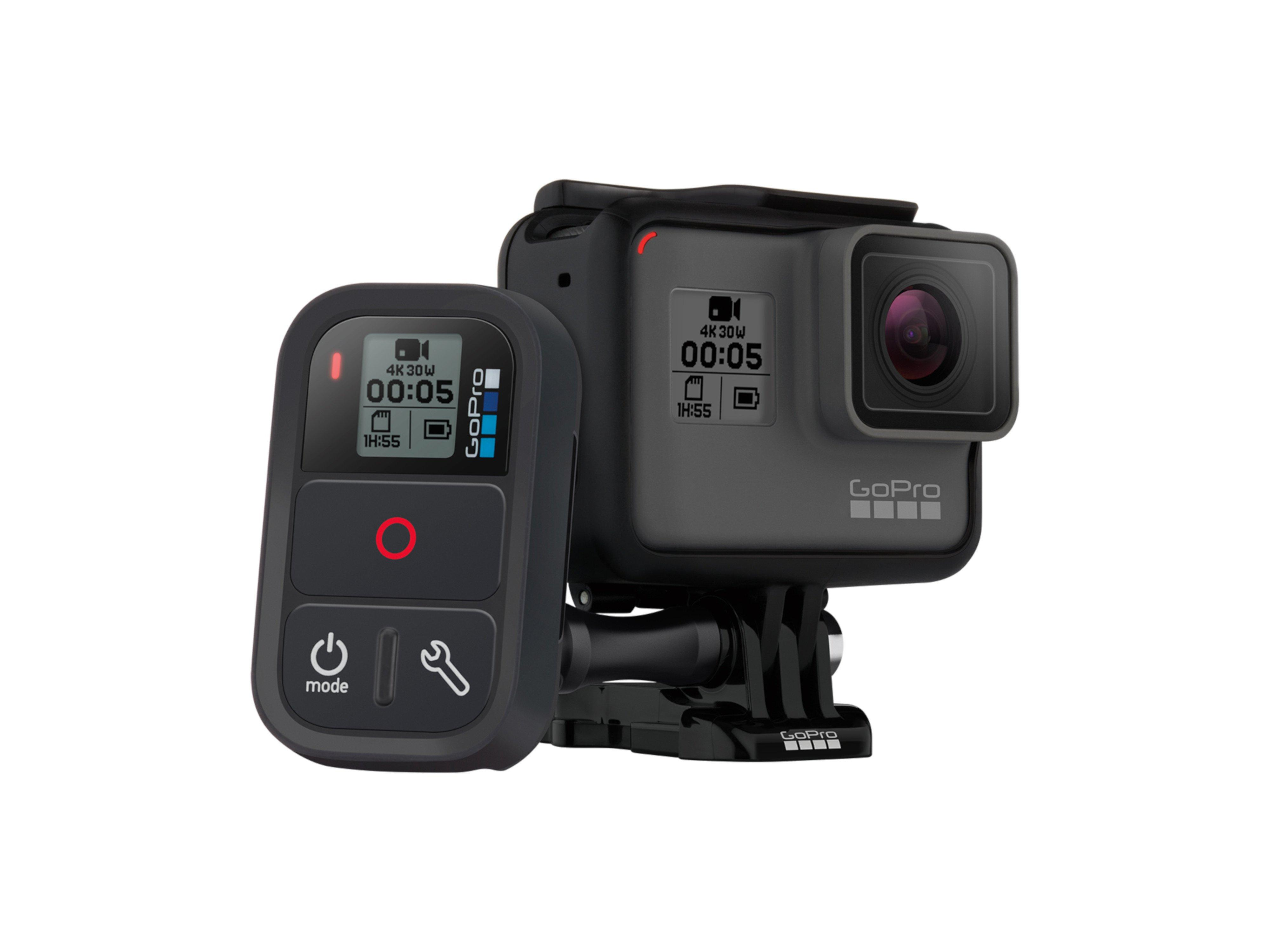 GoPro - Smart Remote Front Remote Hero 5 Black